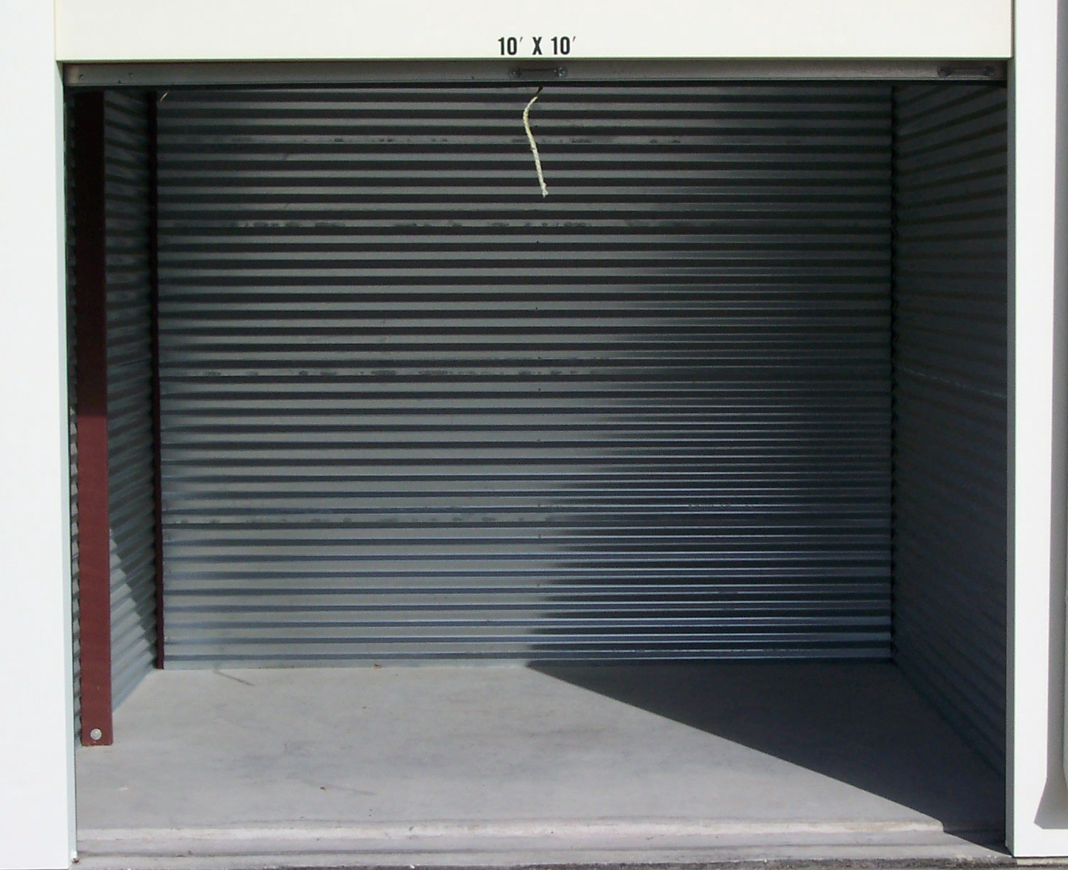 The Storage Unit Size Guide