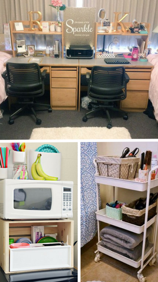 5 space saving tips for your dorm room fall 2016 personal mini storage blog - Space saving tips for your dorm room ...