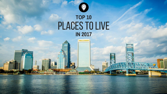 Top 10 Places To Live In 2017