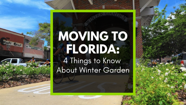 4 important things to know about the city of Winter Garden