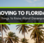 Moving to Florida: 4 Things to Know About Davenport